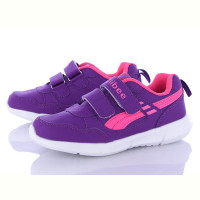 Кроссовки Clibee NN201 purple-peach